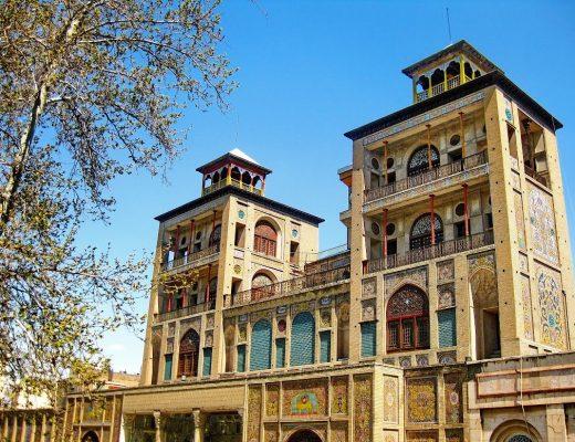 Tehran's Shams-ol-Emareh