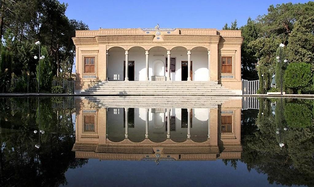 Atashkadeh Behram in Yazd
