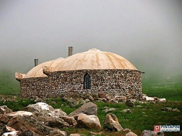 Dorna Camp around Meshgin Shahr
