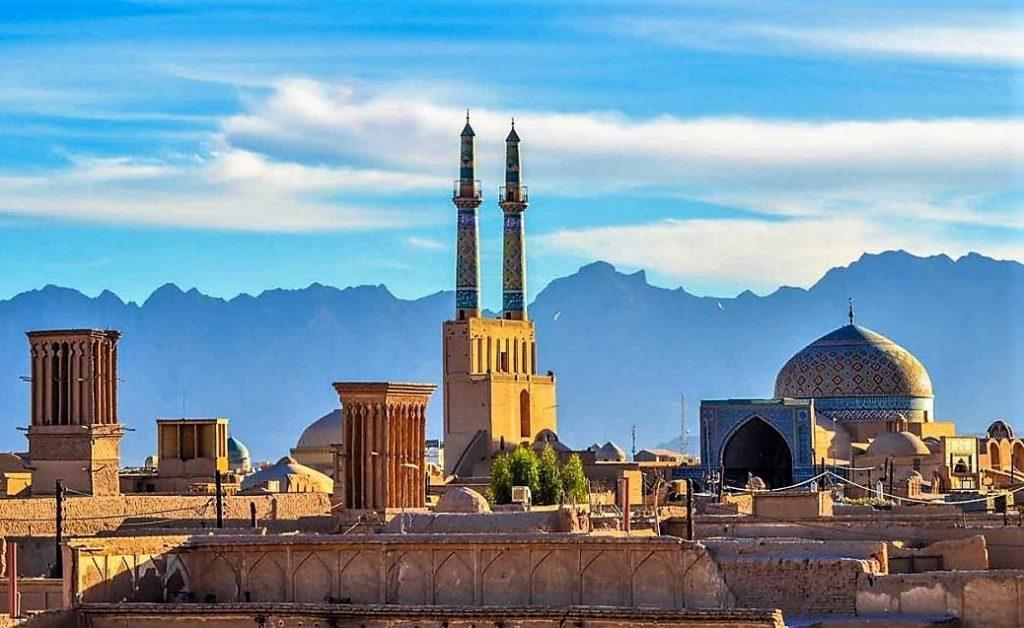 Masjed Jame in Yazd