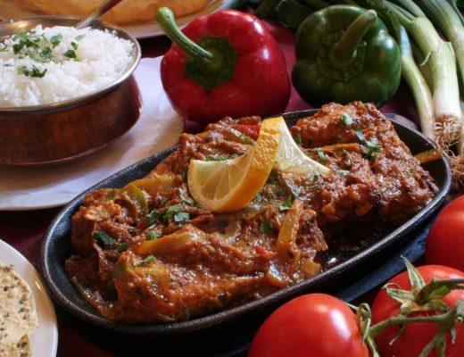Tandoori Chicken in Tehran