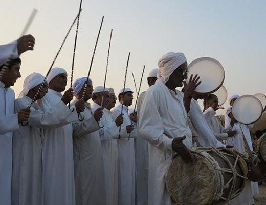 Zerif, an Iranian ritual