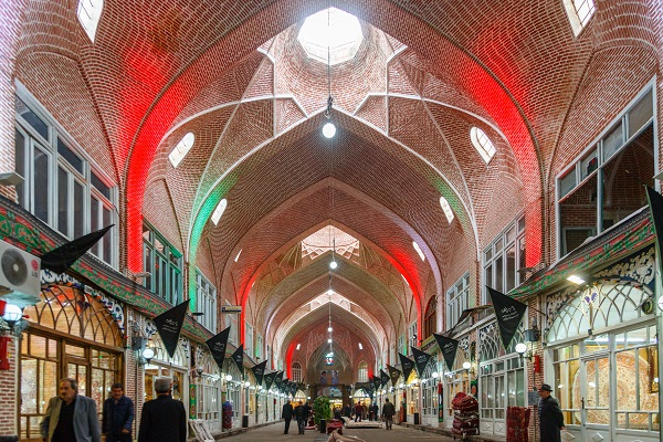 Grand Bazaar of Tabriz