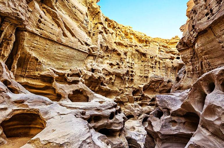 Qeshm Island Tourism: Chahkooh Valley