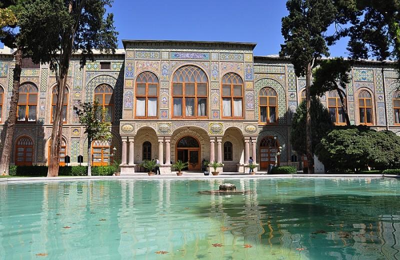 Golestan Palace in Tehran is a fantastic Nowruz destination.