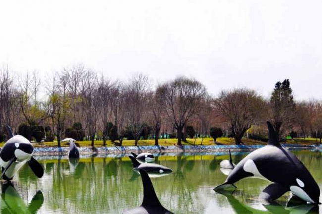 Mellat Park Mashhad