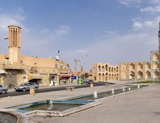 Yazd tourism and its historical attractions.