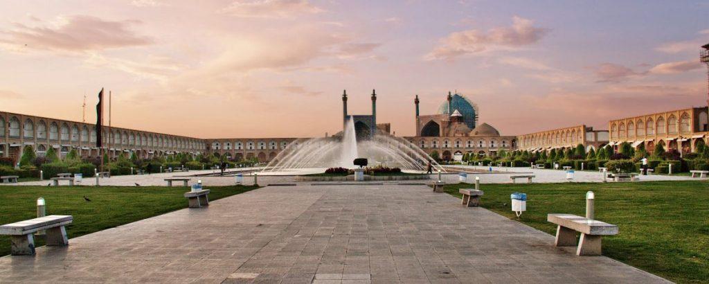 Naghsh-e Jahan square