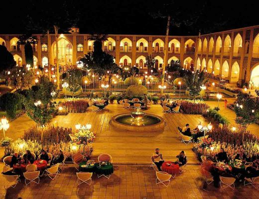 the best hotels in isfahan