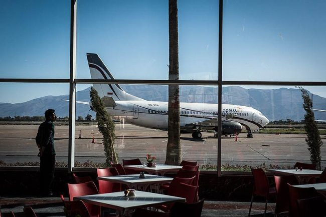 The second best-equipped airport in Iran