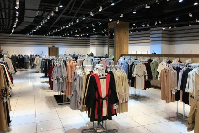 Isfahan Shopping Manto