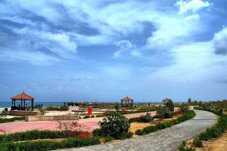 Mirmohanna Kish Beach Park