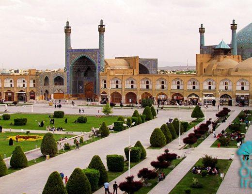 naghshe jahan isfahan square